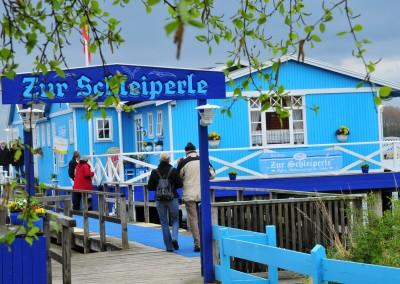 Restaurant Zur Schleiperle in Arnis