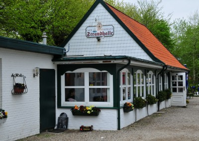 Restaurant Strandcaffe in Arnis