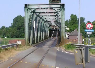 Brücke Lindaunis