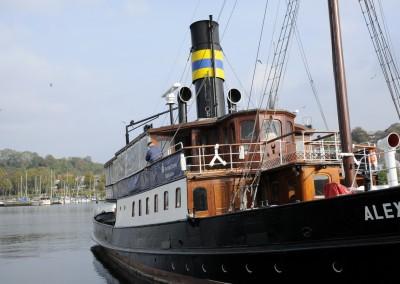 Dampfschiff Alexandra