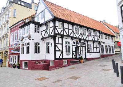 Flensburg Fussgaenerzone