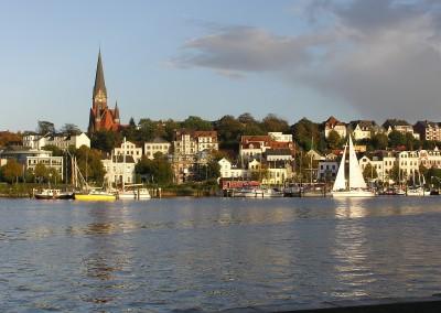 Flensburger Förde Osthafen