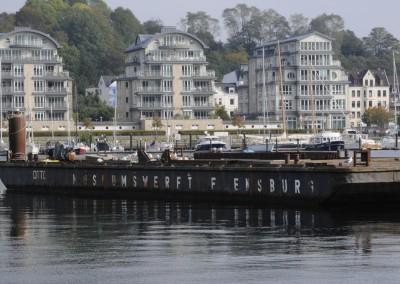 Neue Wohnanlage Osthafen