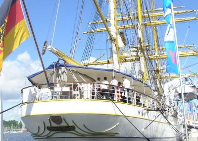 Gorch Fock Cutty Sail Flensburg