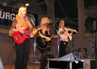 Folkband Sally Gardens Gut Östergaard
